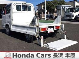 ホンダ アクティトラック 660 4WD リフター Wアーム式 エアコン パワステ ワンオーナー