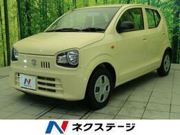 スズキ アルト 660 L アイドリングストップ シートヒーター
