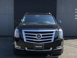 キャデラック エスカレード プレミアム 4WD 1ナンバー LEXANI24AW 黒革