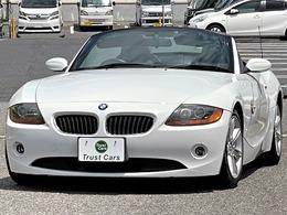 BMW Z4 ロードスター2.2i /電動オープン/LEDヘッド/17AW/ETC/車検渡