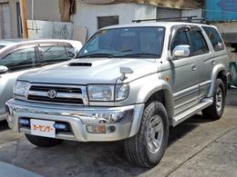 トヨタ ハイラックスサーフ 3.0 SSR-X Vセレクション ディーゼルターボ 4WD