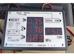 ロータリーコンプレッションテスター「Mcat」県内唯一の導入店です♪圧縮測定、格安にて行います♪