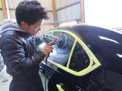 新車・中古車販売・買取・修理・車検・鈑金塗装とあらゆる事にお応えします!外車、国産、カスタムを楽しんてください♪