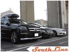 宇都宮店は輸入車をメインに常時20台を展示してます。