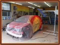 スタンドックス社製塗料を使用して仕上げております。