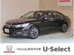 ホンダ アコードハイブリッド 2.0 EX Honda SENSING・ナビ・リヤカメラ・ETC