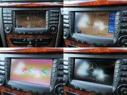 純正DVDナビが装備されております♪画面もクリアで運転中も確認しやすいです♪DVDの視聴もお楽しみ頂けます♪
