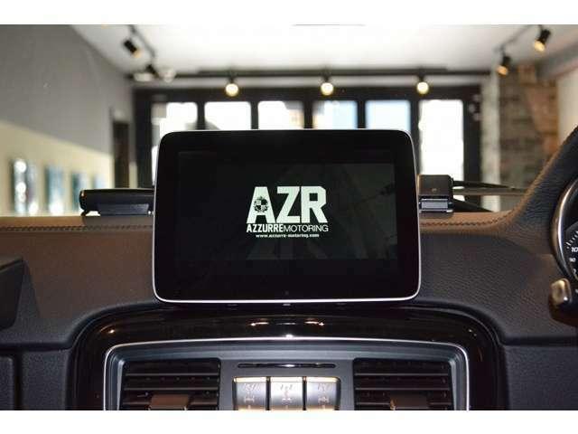8インチワイドディスプレイのナビ画面は、とても見やすくなっております! その他、TV/CD/DVD/Bluetoothなどのメディアもお楽しみ頂けます!