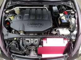 ★エンジンは4気筒DOHC16バルブターボのJB-DETを搭載!タイミングチェーンで安心してお乗り頂けます!