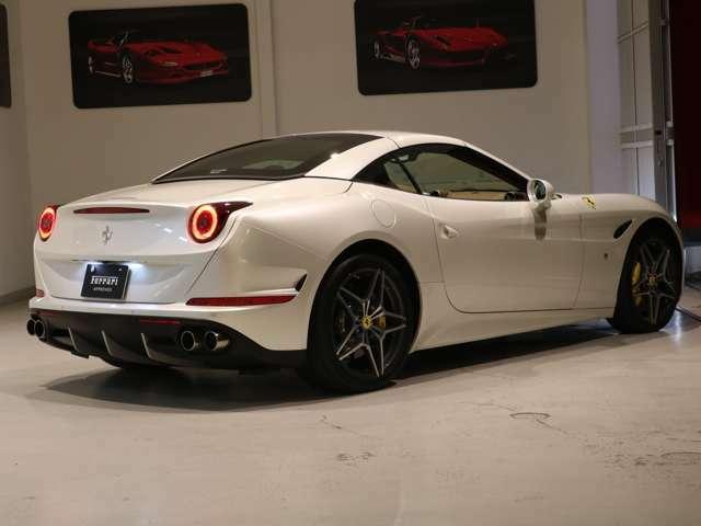 当店ではフェラーリ社の厳しい項目をクリアした車両のみの取り扱いとなっております。事前のご予約にて試乗もお受けしております。お気軽にご相談ください。