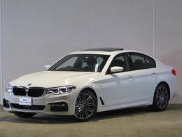 BMW 5シリーズ 523i Mスポーツ ワンオーナー 純正ナビ ACC SR ETC