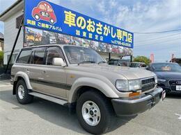 トヨタ ランドクルーザー80 4.2 VXリミテッド ディーゼルターボ 4WD
