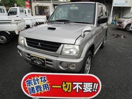 三菱 パジェロミニ 660 アクティブフィールド エディション 4WD