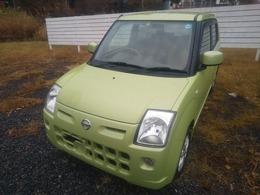 日産 ピノ 660 E FOUR 4WD