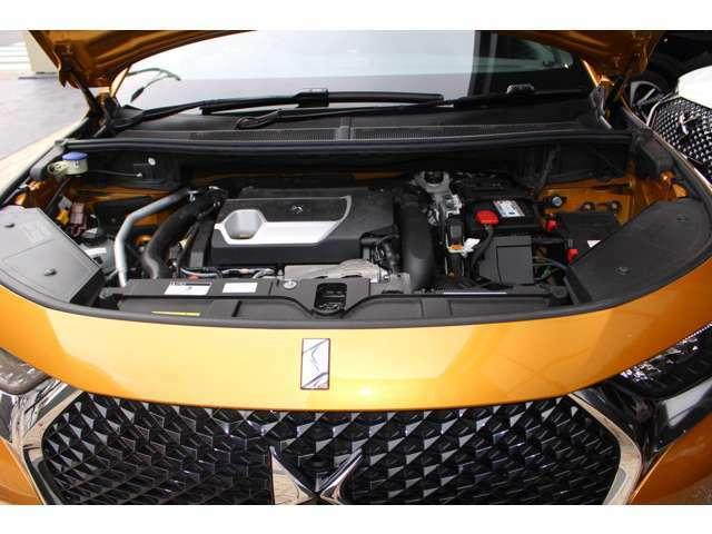 1.6Lターボのピュアテックエンジン