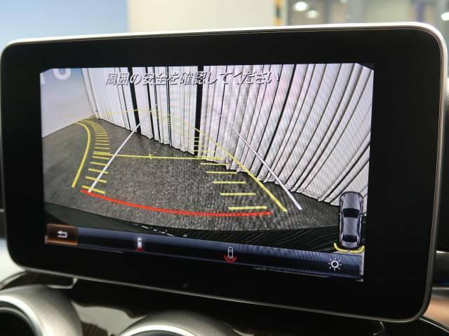 ●バックカメラの映像とクリアランスソナー装備なので、駐車も安心して行えます!