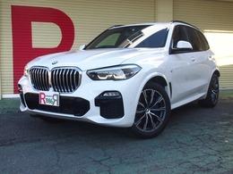 BMW X5 xドライブ 35d Mスポーツ 4WD HDDナビ 全方位M 衝突回避 黒本革