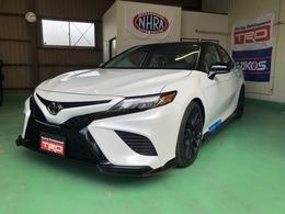 米国トヨタ カムリ 2020 TOYOTA CAMRY TRD新車並行米国仕入れ 左ハンドル