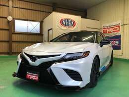 TOYOTA USAが北米限定にてCAMRY TRDを発売致しました。サンプラウド正規新車並行輸入車輌でございます。