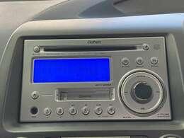 オーディオが搭載されています!音楽やラジオを楽しむことができますよ!