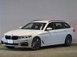 BMW 5シリーズツーリング 523i Mスポーツ ワンオーナー 純正ナビ ACC ETC Bカメ