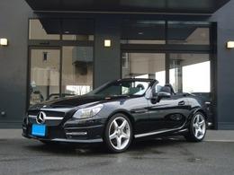 メルセデス・ベンツ SLKクラス SLK200 MT AMGスポーツパッケージ 黒本革S
