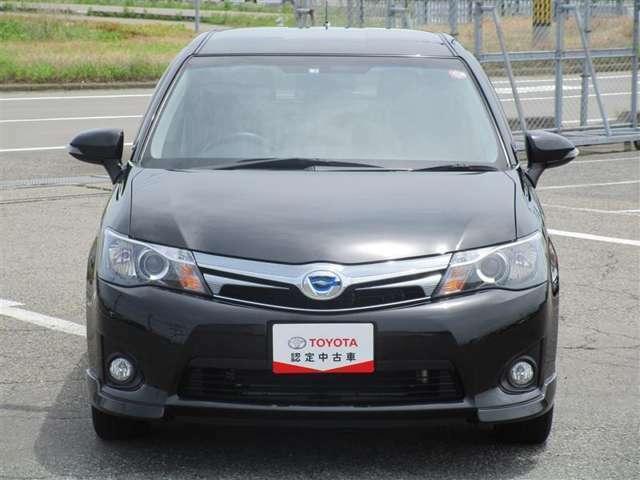 トヨタカローラ新潟U-Car新発田店では、常時特選車を展示中♪ディーラーならではの高品質車が勢揃い!全力でクルマ選びのサポートをいたします!