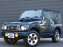 スズキ ジムニー 660 ランドベンチャー 4WD タイミングチェーン天井ボンネット再塗装済