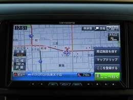 HDDナビ装着車です!旅行先や不慣れな道での走行時に役立ちます!