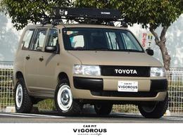 トヨタ プロボックスバン 1.5 DX 4WD リフトアップ DEAN15AW M/Tタイヤ ETC