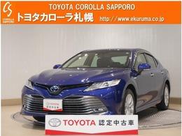 トヨタ カムリ 2.5 G E-Four 4WD トヨタセフティーセンス・メモリーナビ付