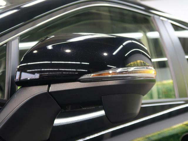 ウィンカー付きサイドミラー♪対向車からの認識もばっちり!雨の日や夜道も安心してお乗りいただけます。
