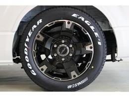 FLEXオリジナル Delf03 17インチアルミホイール&Goodyear NASCARタイヤ!!!!
