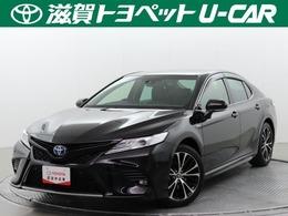 トヨタ カムリ 2.5 WS レザーパッケージ フルセグSDナビ・バックカメラ・ドラレコ