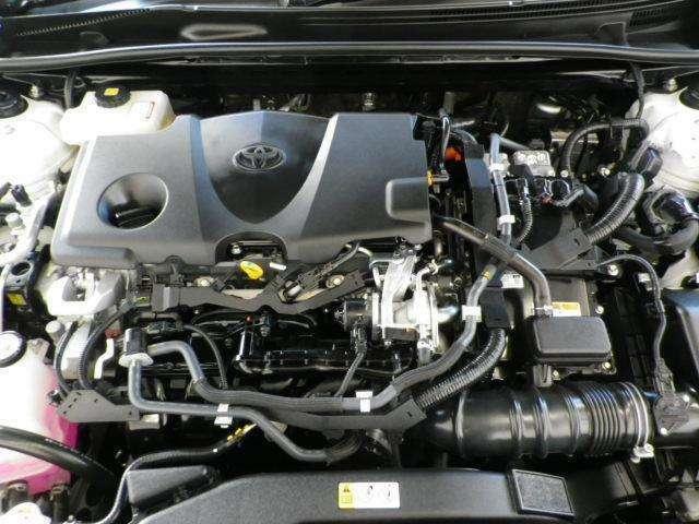 アイドリングストップ機構搭載!排気量は2500cc!エンジンとモーターが協調して走る先進のハイブリッドシステム。地球環境に優しいパワーユニットです!