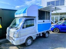 スズキ キャリイ 移動販売車 キッチンカー 移動販売車 キッチンカー