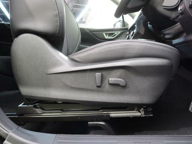【パワーシート】シートの位置や高さを電動でしてくれます!!細かい設定ができるので、自分に合ったポジションを選んでみてください!