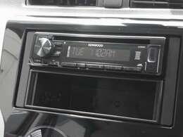 CDラジオ&小物入れ