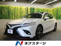 トヨタ カムリ 2.5 WS レザーパッケージ 禁煙車 ムーンルーフ BSM レーダークルーズ