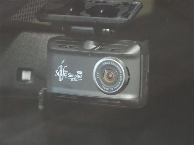 安心のドライブレコーダー装着車!