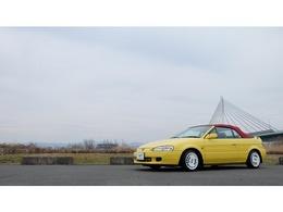 トヨタ サイノスコンバーチブル 1.3アルファ コンバーチブル