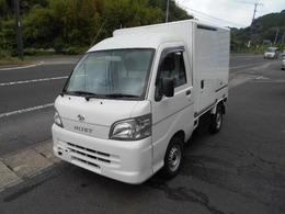 ダイハツ ハイゼットトラック 冷蔵冷凍車 -3度設定
