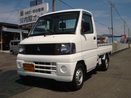 三菱 ミニキャブトラック 660 Vタイプ 4WD パワステ AMFMラジオ