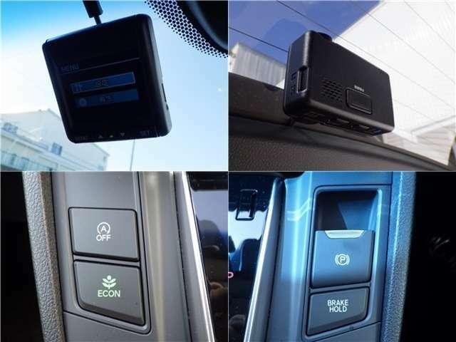 ■純正ドライブレコーダー■もしもの時に映像に残すことが出来るので便利です♪