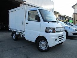 三菱 ミニキャブトラック 660 Vタイプ 保冷車 両側スライド オートマ車 350k