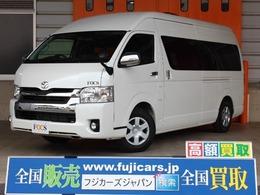 トヨタ ハイエースバン FOCS Di 新車展示車 2段ベッド ツインサブ 1500Wインバーター