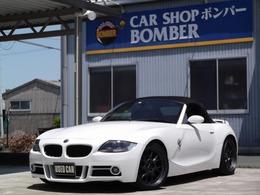 BMW Z4 ロードスター2.5i フルエアロ 外19AW 外マフラー 地デジTV