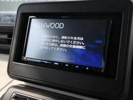 ☆KENWOODナビ・地デジTV付(MDV-D406BT)☆その他にドライブレコーダーやセキュリティー、音響のカスタムパーツも販売中☆お気軽にスタッフまで♪