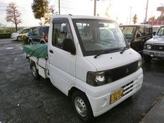 三菱 ミニキャブトラック の中古車 660 TD 4WD 静岡県沼津市 29.0万円