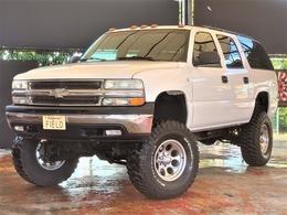 シボレー サバーバン 1500 LS 5.3 V8 4WD 新車並行 1ナンバー HDD地デジナビ